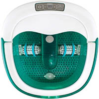 HoMedics, Deep Soak Duo Foot Spa with HeatBoost Power