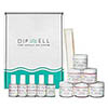 Dipwell Dip Powder Nail Kit with 6 Powders