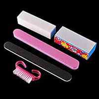 Five Piece Nail Buffer Kit