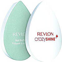 Egg Shaped Revlon Nail Buffer