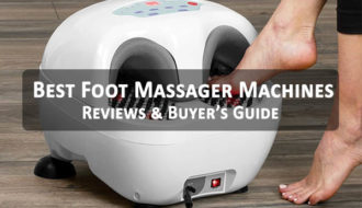 Best Foot Massager Machines - Reviews & Buyer's Guide