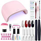 Azure Beauty UV LED Gel Nail Polish, Nail Dryer Lamp Of Starter Kit